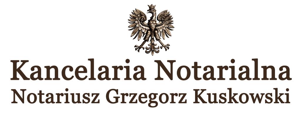 Notariusz Lipno – Grzegorz Kuskowski